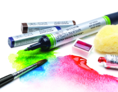 Experience Winsor & Newton Water Colours at Eckersley's Art & Craft