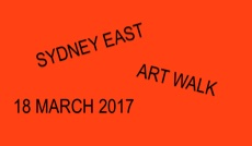 SYDNEY EAST ART WALK